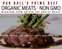 Van Ball's Prime Beef