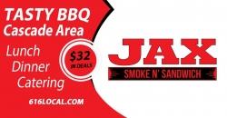 Jax Smoke N' Sandwich